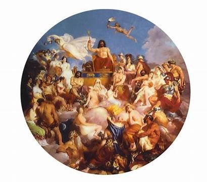 Gods Goddesses Transparent Greece Pluspng Emaze Culture