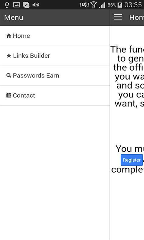 passwords hack getjar apps