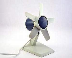 Petit Ventilateur De Bureau : ventilateur de bureau vintage etsy ~ Nature-et-papiers.com Idées de Décoration