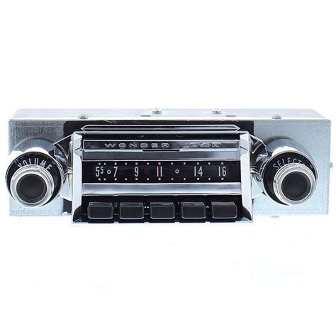 chevy wonderbar radio  bluetooth oe replica