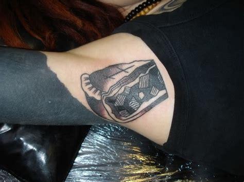 tattoos armpit tattoo