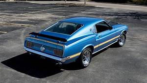 1969 Ford Mustang Mach 1 Fastback   F99   Indy 2017