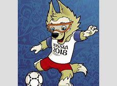 De Zabivaka a Naranjito a todas las mascotas de los Mundiales