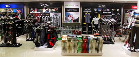 sports station golf house toko perlengkapan golf