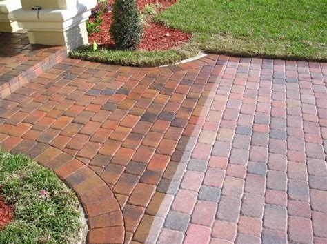 paver cleaning sealing repair in utica ny