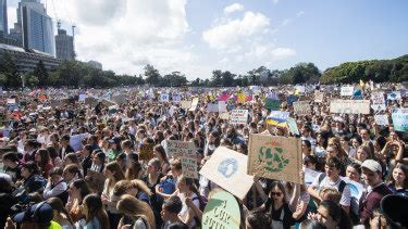 Global climate strike LIVE: Australian school students ...