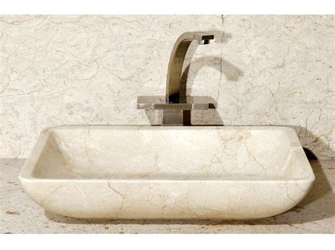 rectangular stone vessel sink rectangular sink rounded walls sinks gallery