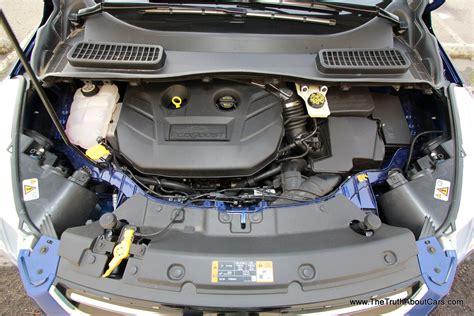ford escape titanium interior dashboard picture