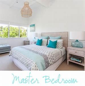 Coastal Style: My Beach House - Master Bedroom