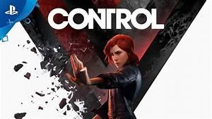 Control - E3 2018 Announce Trailer