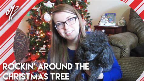 Rocking Around The Christmas Tree // Brenda Lee Cover