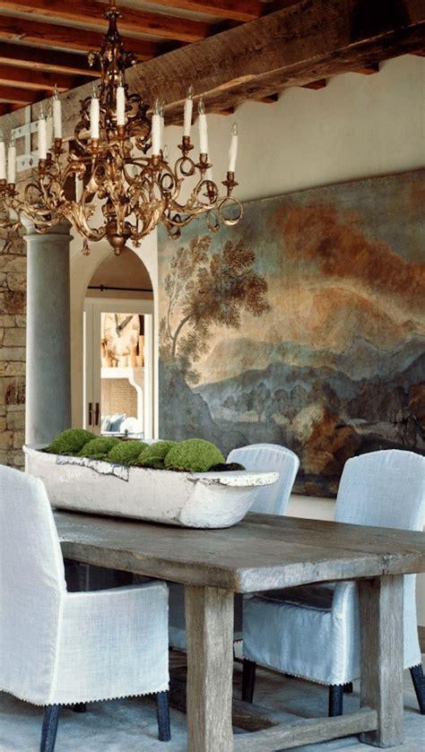 rustic dining rooms ideas