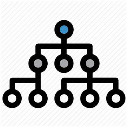 Organization Transparent Icons Clipart Icon Organisation Structure