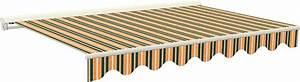 Store Banne Manuel 4x3 : store banne manuel semi coffre 4x3m bricoman ~ Dailycaller-alerts.com Idées de Décoration
