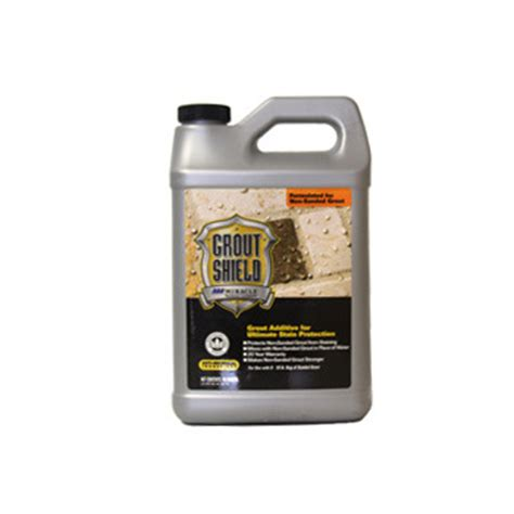 miracle grout shield non sanded 1 quart 48 oz