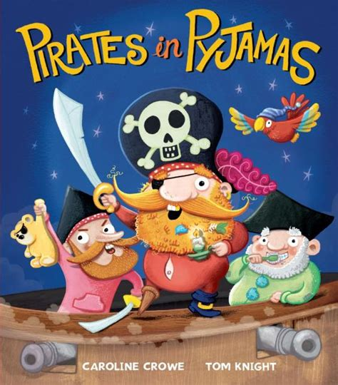 2015 the 10 best picture books for children 380 | Pirate in Pyjamers book