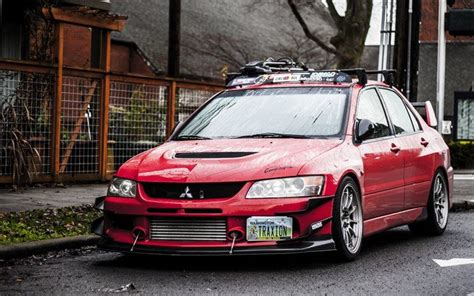 Sirion Hd Picture by Wallpapers Mitsubishi Lancer Evo 9 Stance