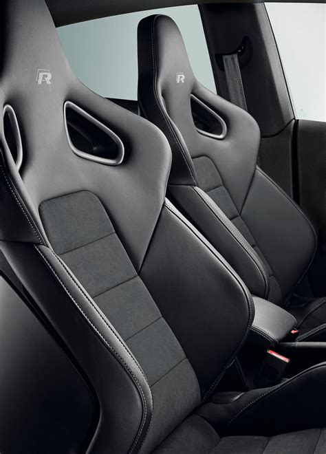 sieges baquet volkswagen scirocco r gets seats autoevolution
