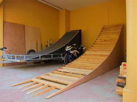 freestyle snowmobile mtb dh bmx fmx ramp plans
