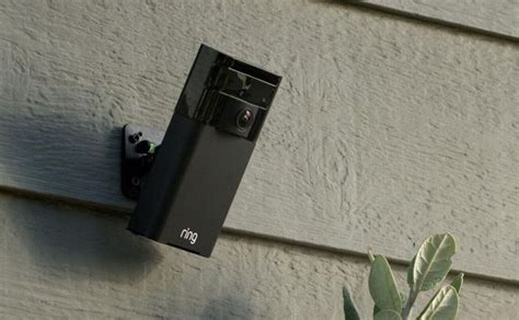 ring stick  cam review smart outdoor security camera