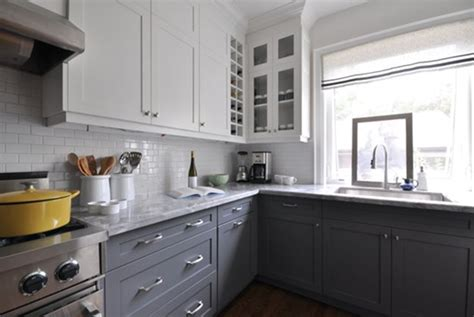 grey and white kitchen ideas awesome white and grey kitchen ideas my home design journey