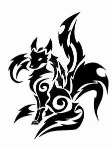 Symbole Du Loup : spirit fox ninetails google search graphismes et ~ Melissatoandfro.com Idées de Décoration
