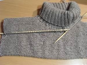 Pull Colle Roulé Homme : comment tricoter un col roule ~ Melissatoandfro.com Idées de Décoration