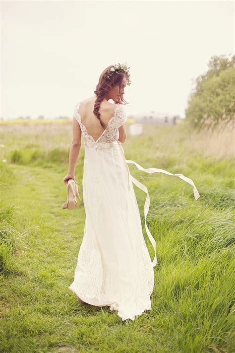 bridal wedding dresses english country wedding ideas