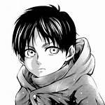 Eren Manga Boy Yeager Lost Transparent Titan