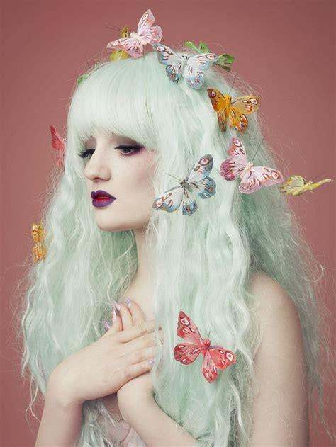 Best 25 Mint Pastel Hair Ideas On Pinterest Mint Hair