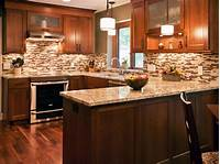backsplash tile pictures Glass Tile Backsplash Ideas: Pictures & Tips From HGTV | HGTV