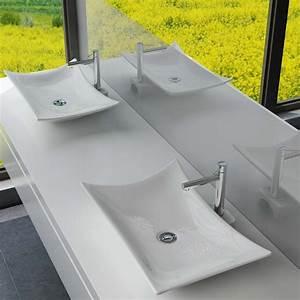 Waschbecken Auf Tisch : design keramik handwaschbecken aufsatzbecken waschbecken ~ Michelbontemps.com Haus und Dekorationen
