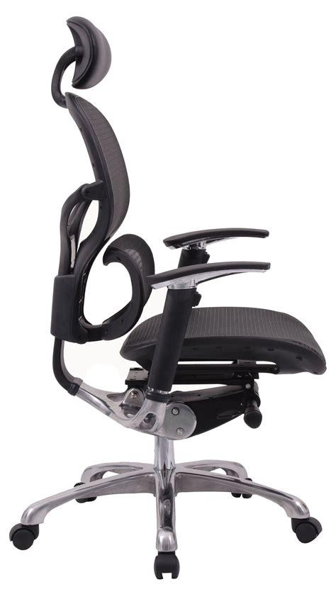 best desk chair for back whitevan