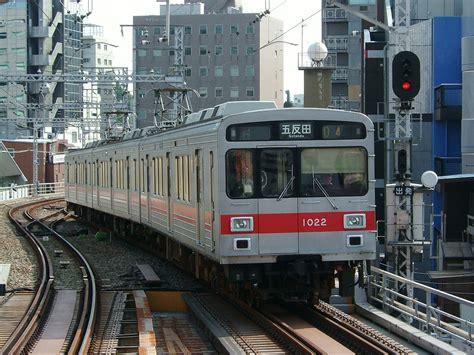 Tokyu Ikegami Line