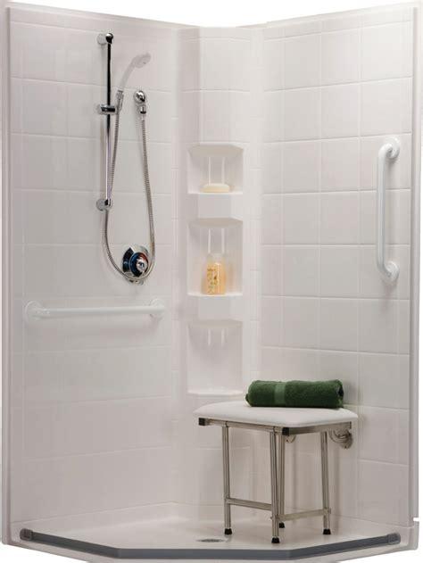 handicap walk in shower handicap showers