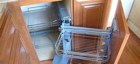 storage solutions  dishes  small kitchens groomed home