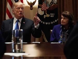 President Trump Asks Dianne Feinstein to Add 'Assault ...