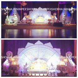 wedding decoration items   price  india