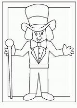 Coloring Pages Charlie Chocolate Factory Printable Whistle Willie Willy Wonka Clipart Colouring Template Sketch Comments Library Coloringhome Clip sketch template