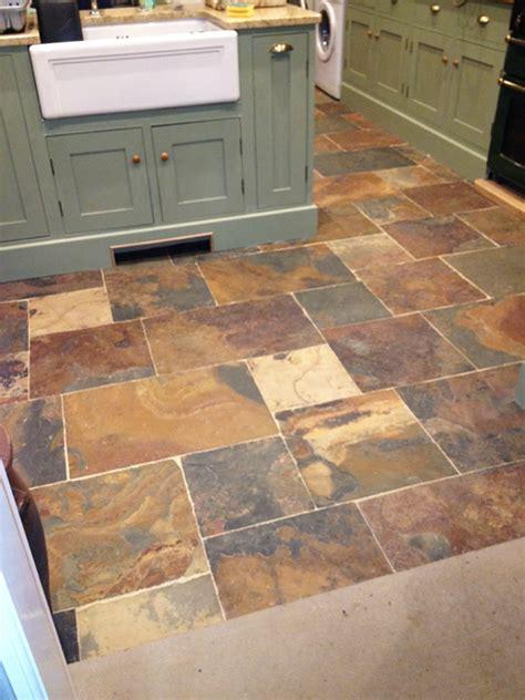 rustic floor tiles floors of remarkable rustic multicolour slate