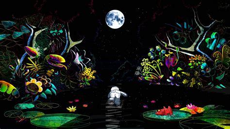bilder zur ungerer adaption moon man von cartoon saloon