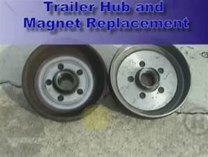 Compare Trailer Brake Magnet Vs Replacement Trailer