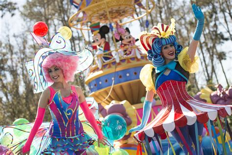 West Hollywood Halloween Parade 2014 by Disney Festival Of Fantasy Parade Debuts March 9 At