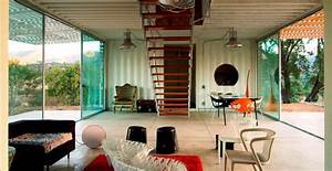La Eco Container Home In Cile  La Casa Che Riusa Pallet E