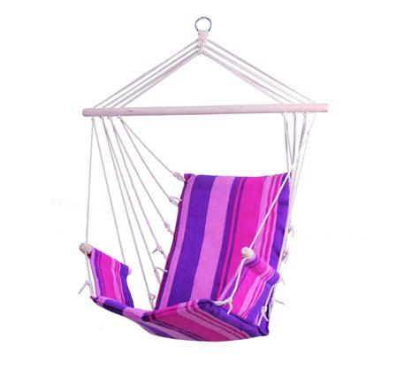 chaise hamac suspendu fauteuil suspendu palau amazonas