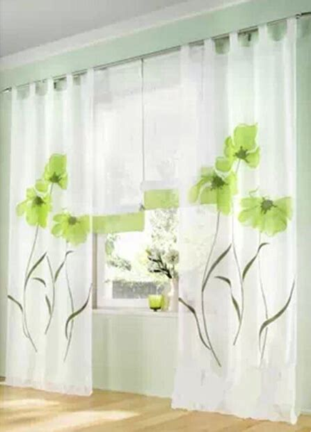 2015 sale embroidered voile curtains window curtains