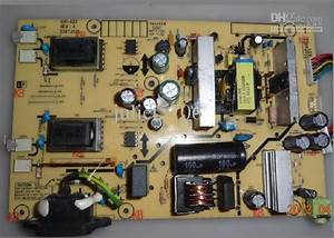 Pcb Lcd Power Supply Board Unit 490481400600r Ilpi 027 For