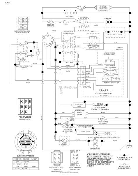 Husqvarna Gthxls Parts Diagram