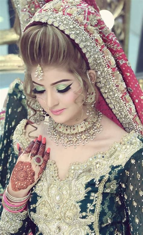 kashees beauty parlour bridal   stylish maroo