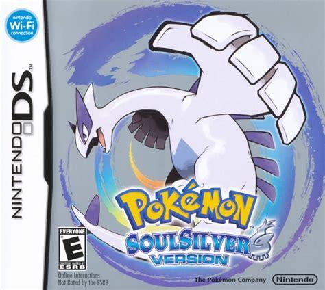 Pokemon Soul Silver Espaol Nds Eur Game Pc Rip